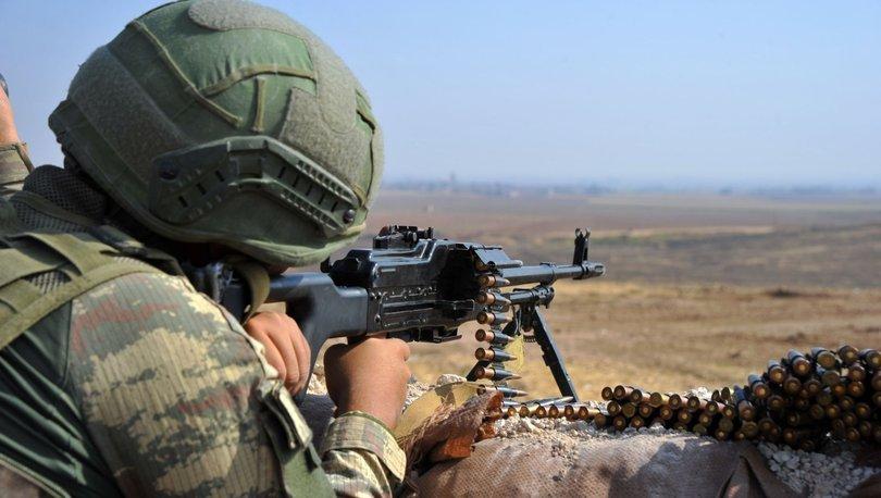 Son dakika haberi MSB: Suriye'de 3 terörist etkisiz hale getirildi