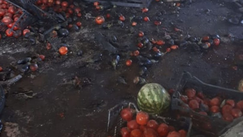 Rasulayn ilçesinde sebze pazarında bombalı terör saldırısı: 5 ölü