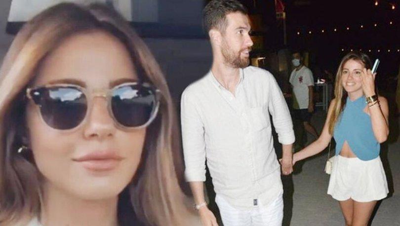 Ezgi Eyüboğlu'ndan sevgilisine: Gözlüğünü arama! - Magazin haberleri