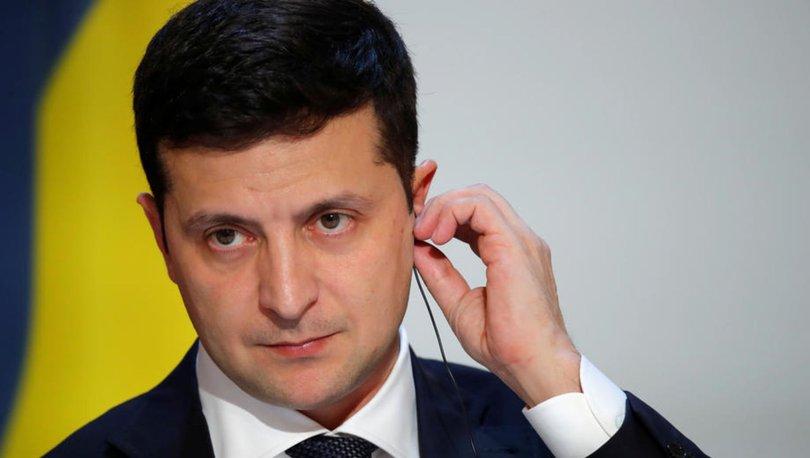 Vladimir Zelenskiy, Vladimir Putin ile Ukrayna krizini görüştü!