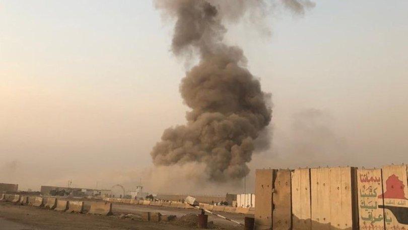 Irak patlama