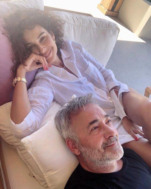 Mehmet Aslantuğ'dan eşi Arzum Onan'a romantik mesaj - Magazin haberleri