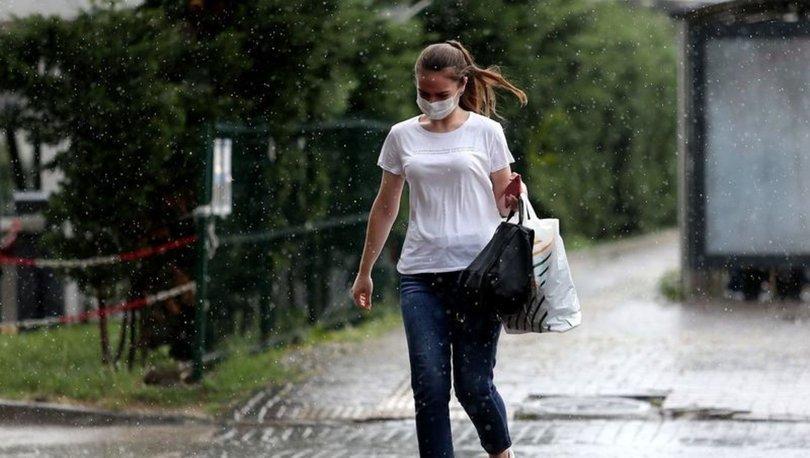 Meteoroloji'den son dakika uyarısı! Doğu Karadeniz'de sağanak, Doğu Anadolu'da fırtına - Haberler