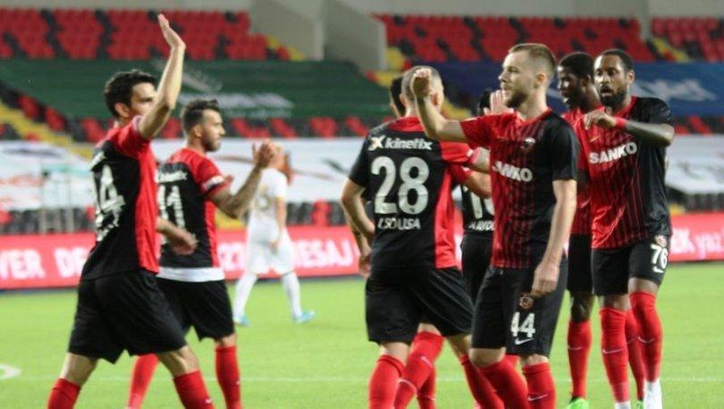 Gaziantep FK'de hedefler yakalandı