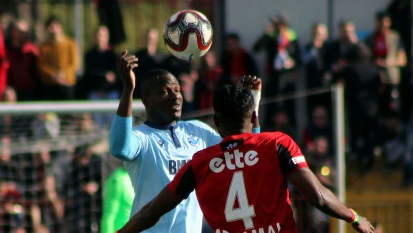 1. Lig play-off finali Eryaman Stadı'nda!