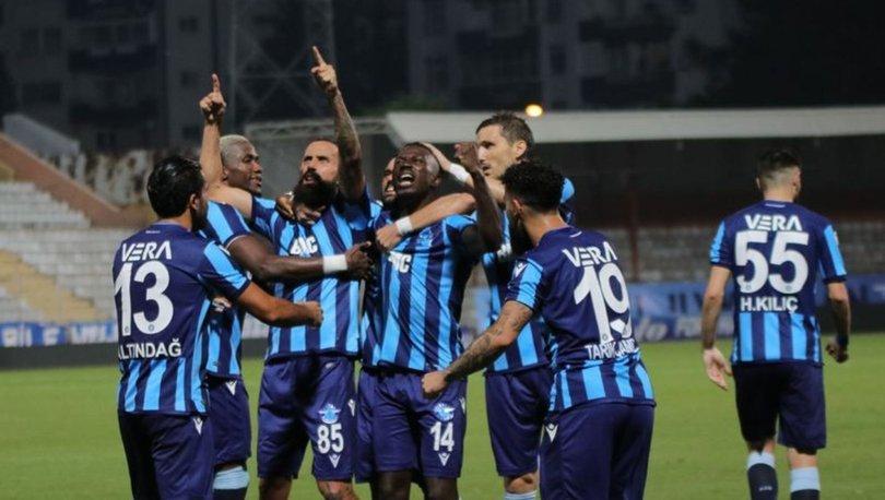 Adana Demirspor'da play-off finali sevinci