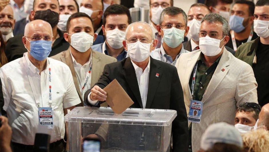 İşte CHP'nin yeni Parti Meclisi
