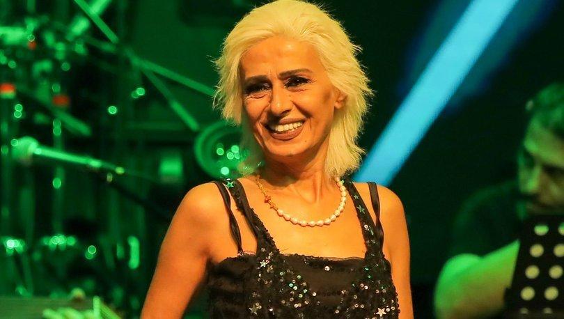 Yıldız Tilbe, Harbiye'de sahne aldı - Magazin haberleri