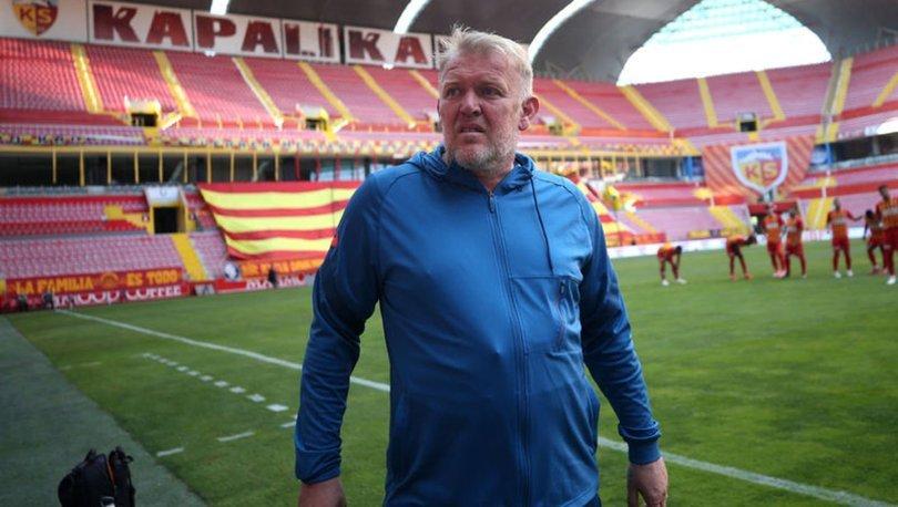 Prosinecki yönetimindeki 22 puan, Kayserispor'u Süper Lig'de tutmaya yetmedi