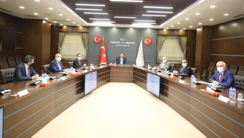 Bakan Albayrak duyurdu: Raporlama alt çalışma grubu kurulacak