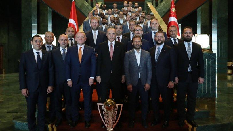 Cumhurbaşkanı Recep Tayyip Erdoğan - Başakşehir