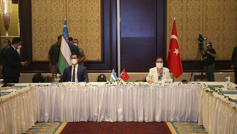 Ticaret Bakanı Pekcan: Türkiye OECD ve G20 ülkeleri arasında en hızlı büyüyen ülke konumundadır