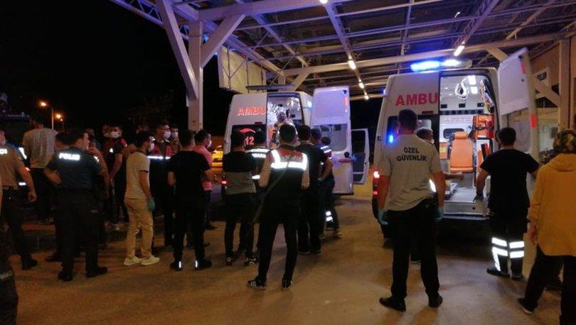 Tokat'ta akraba tartışması kanlı bitti: 2 ölü, 4 yaralı