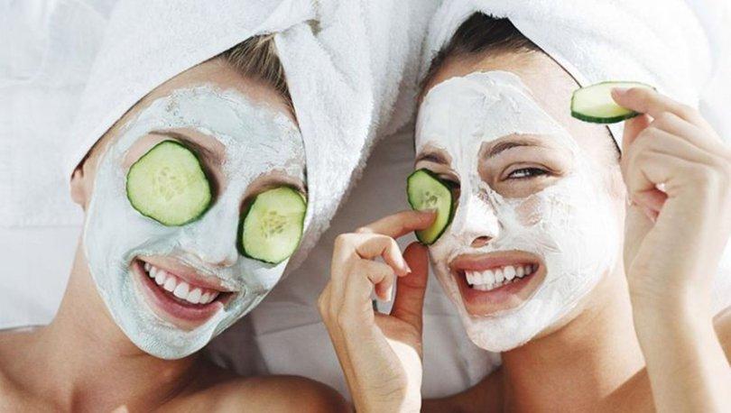 Salatalık maskesi nasıl yapılır?