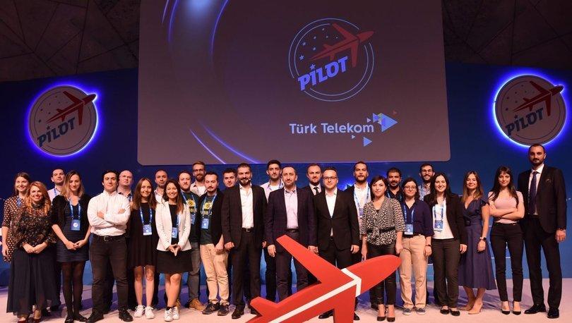 Türk Telekom Pilot'ta 8'inci dönem başladı