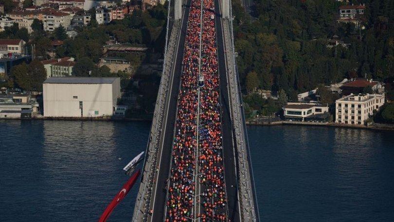 Vodafone İstanbul Yarı Maratonu 20 Eylül'de