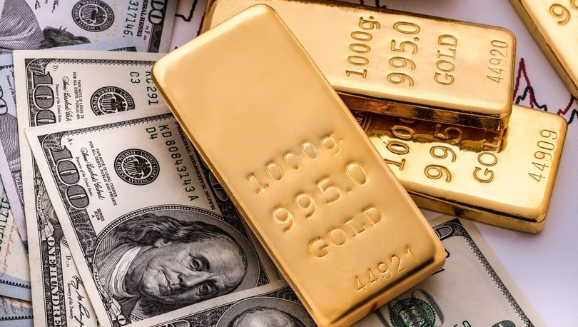 Dolar sert yükseldi, Euro ve altın tarihi zirveye ulaştı
