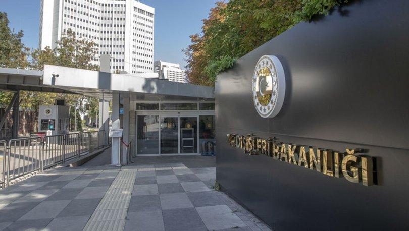 Son dakika... Dışişleri'nden ABD'ye Osman Kavala tepkisi!