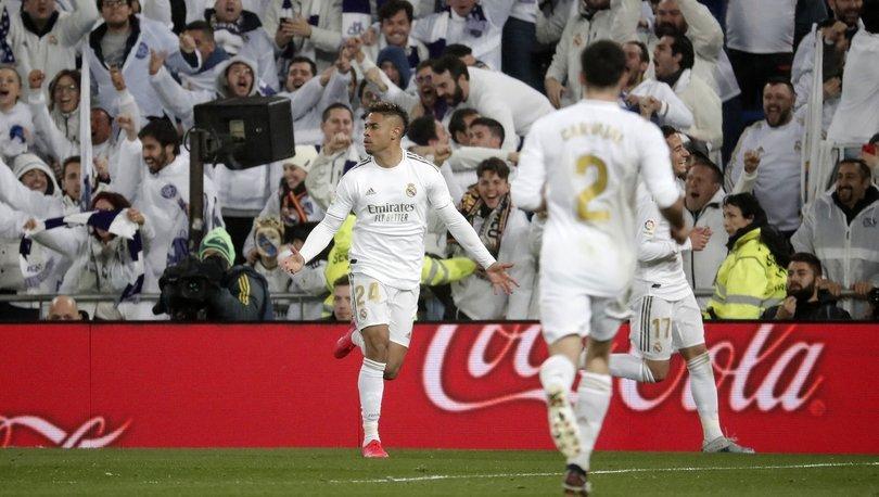 Real Madrid'de Mariano Diaz'ın koronavirüs testi pozitif çıktı