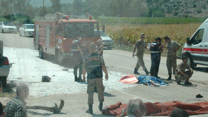 Son dakika haberi! İki kişinin yanarak öldüğü kazada bir acı haber daha!