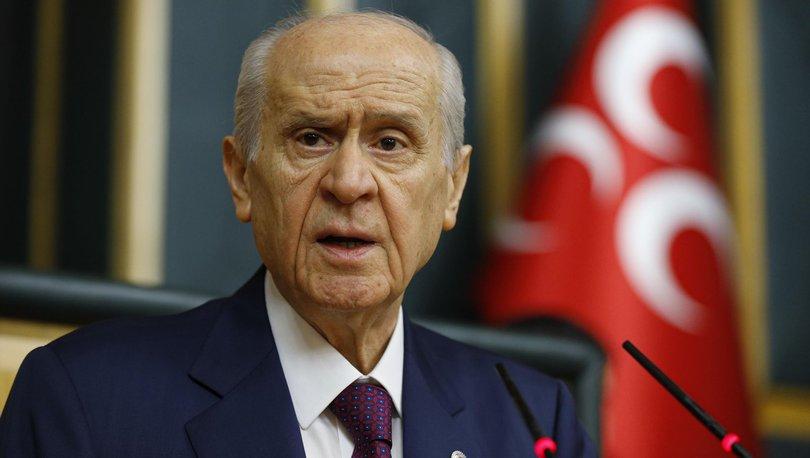 Son dakika haberi Bahçeli'den Kılıçdaroğlu'na sert eleştiri