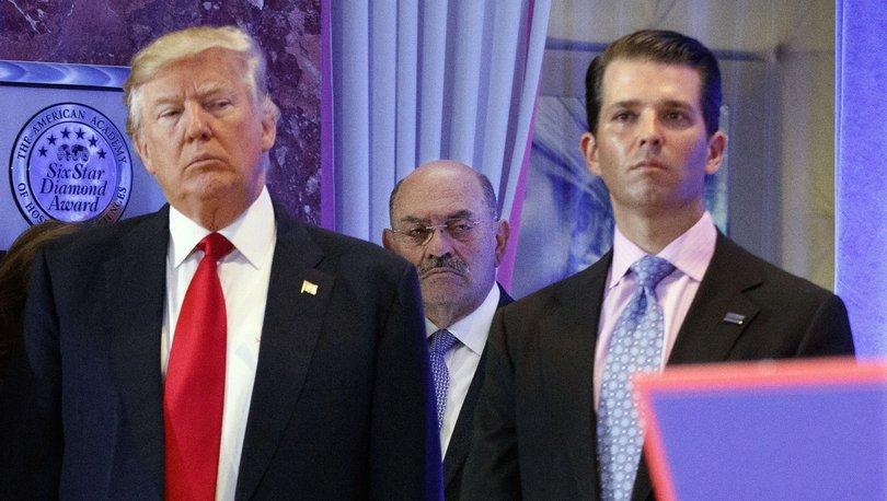 Donald Trump'ın oğlu Trump Jr'a Twitter'dan kısıtlama!