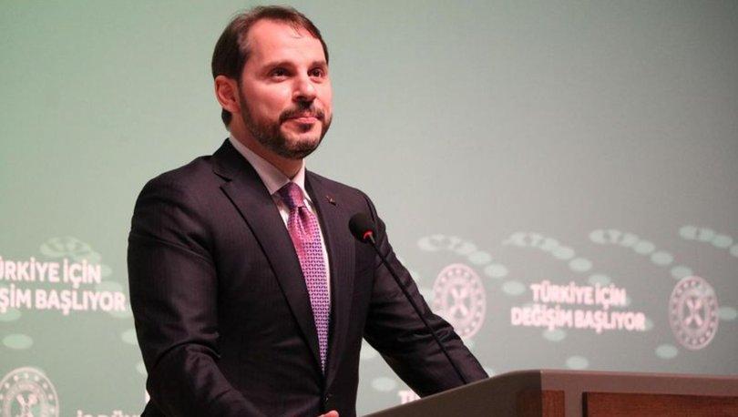 Son dakika... Hazine ve Maliye Bakanı Berat Albayrak: Türkiye 33. sıraya yükseldi