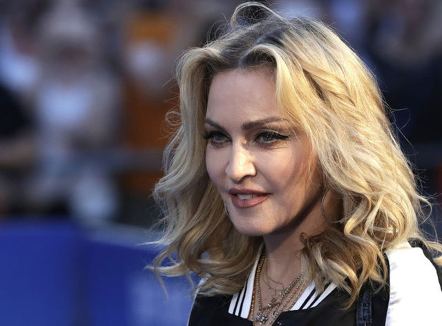 Instagram'dan Madonna'ya uyarı - Magazin haberleri