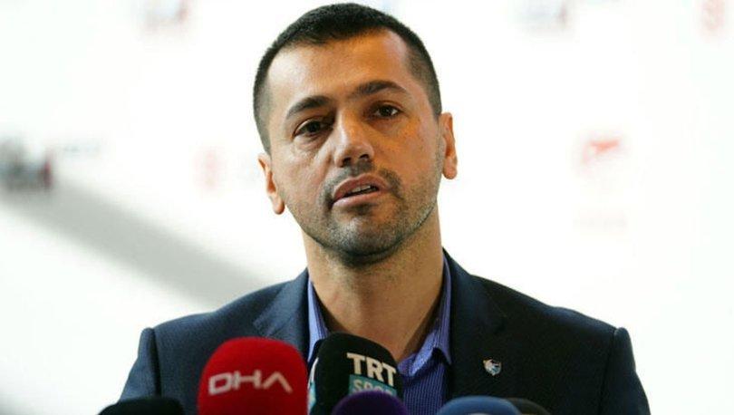 Erzurumspor Başkanı Üneş: Önemli bir şehrin, özel bir takımı Süper Lig'e geri döndü