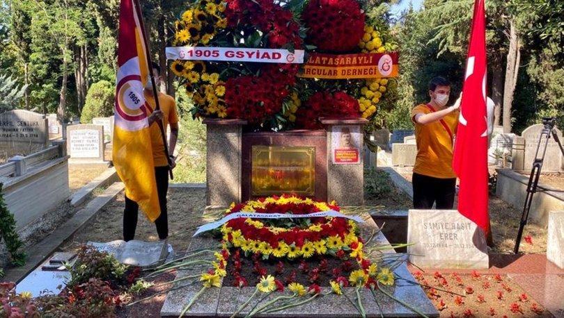 Ali Sami Yen anıldı, Yusuf Günay'dan dostluk mesajı