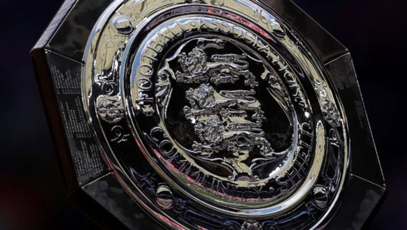 Community Shield, 29 Ağustos'ta oynanacak
