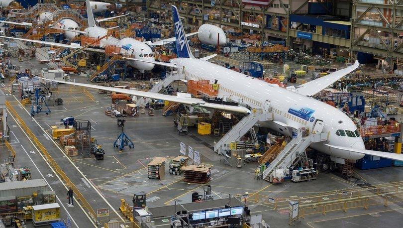 Boeing uçak