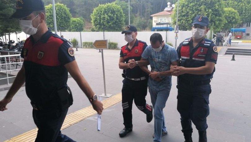 Antalya'da hakkında kesinleşmiş hapis cezası bulunan firari hükümlü yakalandı