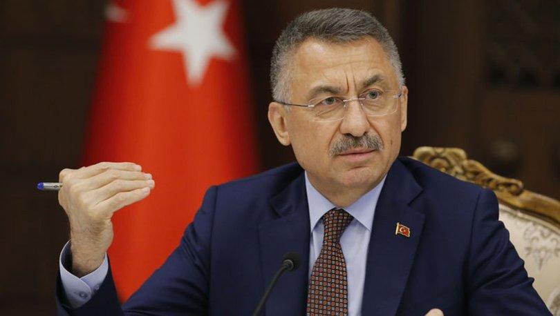 Cumhurbaşkanı Yardımcısı Fuat Oktay'dan Azerbaycan mesajı