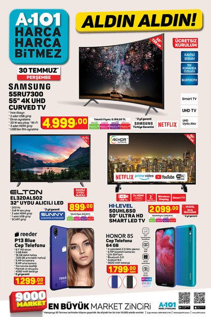 A101 30 Temmuz 2020 Perşembe aktüel ürünler kataloğu! İşte bugünün A101 katalog ürünleri
