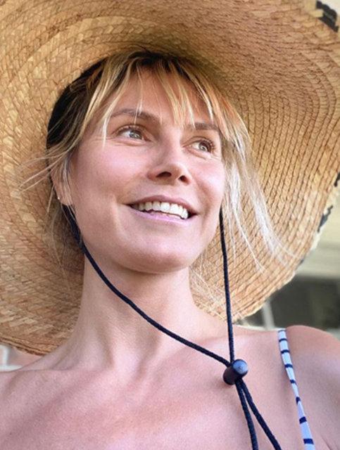Heidi Klum'un yeni hobisi - Magazin haberleri