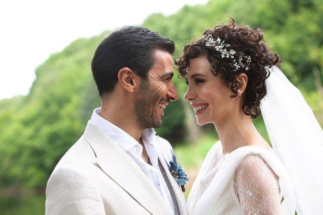 Songül Öden ile Arman Bıçakçı'nın nikahından yeni fotoğraflar ortaya çıktı - Magazin haberleri