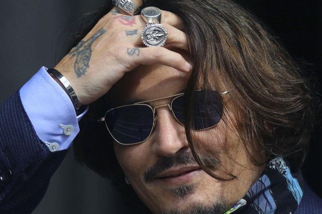 The Sun'dan Johnny Depp açıklaması - Magazin haberleri