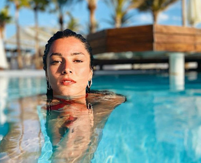 Ayşe Akın'dan Ibiza pozları - Magazin haberleri