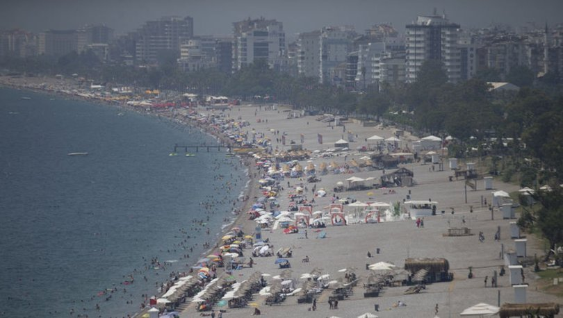 Meteoroloji'den son dakika hava durumu uyarısı! Türkiye güneşli, sıcak hava sürüyor - Haberler