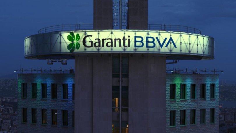 Garanti BBVA'nın net kârı 3.33 milyar oldu