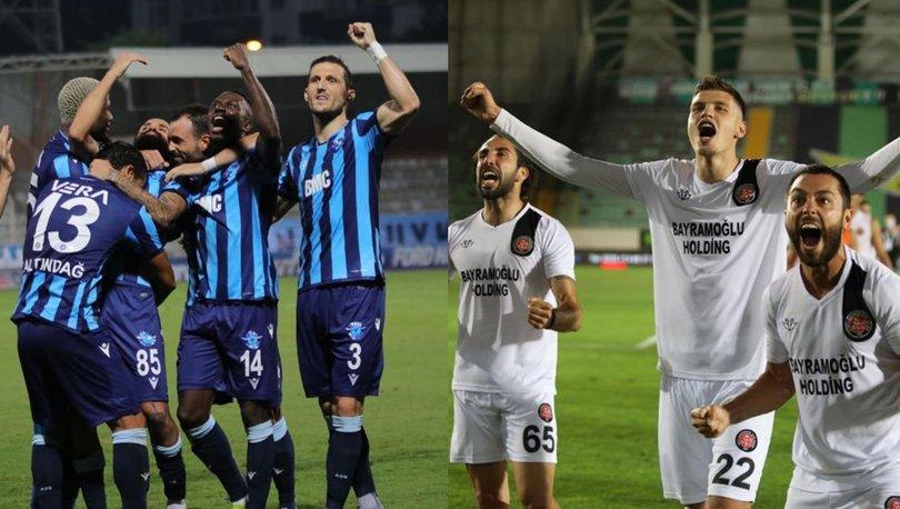 Adana Demirspor - Karagümrük maçı