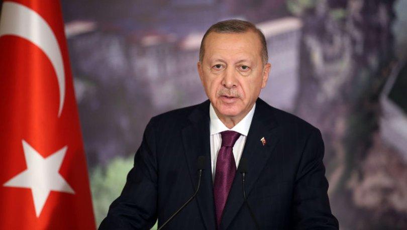 Son dakika haberi Cumhurbaşkanı Erdoğan'dan bayram mesajı