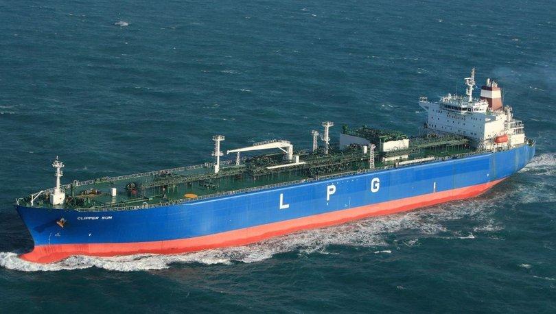 LPG ithalatı