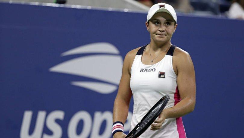 Avustralyalı tenisçi Barty, ABD Açık'a katılmayacak