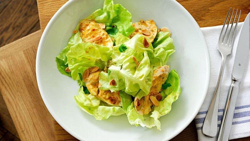 Avokado humuslu tavuk carpaccio tarifi, nasıl yapılır?