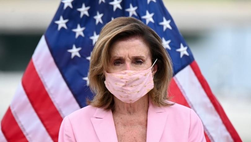Koronavirüs: ABD Temsilciler Meclisi'ne maskesiz gelen üyeler artık dışarı çıkarılabilecek