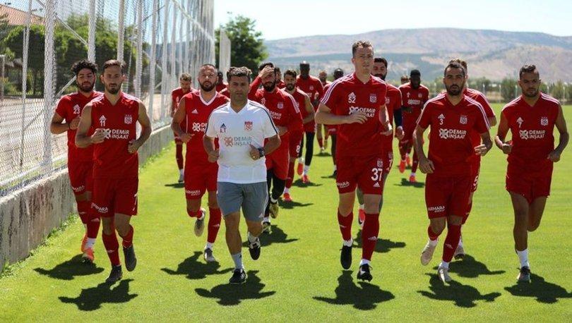 Sivasspor 13 Ağustos'ta toplanıyor