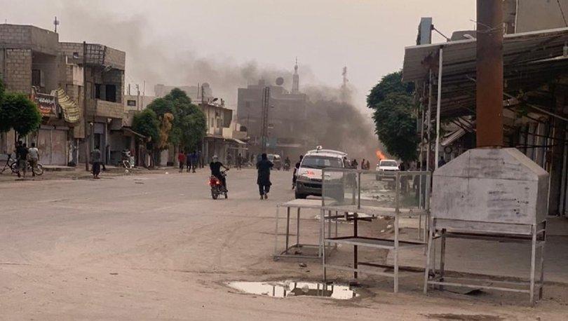 Son dakika haberler... Rasulayn'da terör saldırısı: 5 ölü, 12 yaralı!
