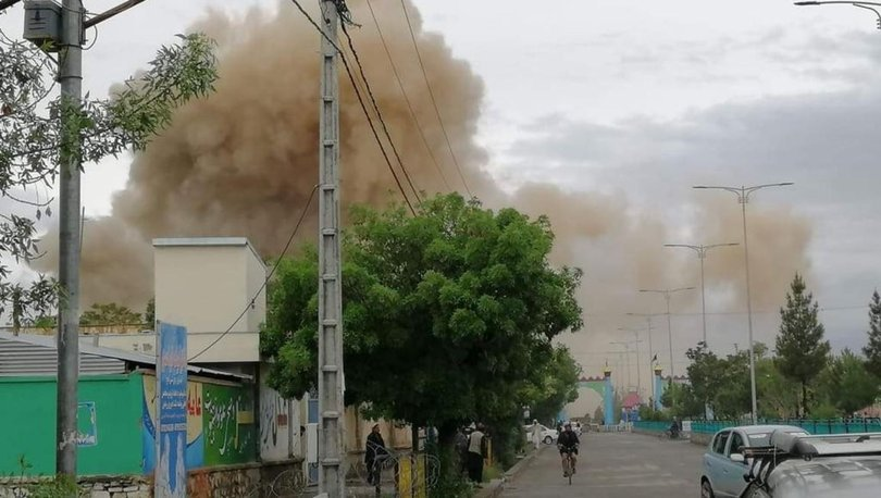 Son dakika haberler... Afganistan'da bombalı araç saldırısı: 8 ölü, 30 yaralı!